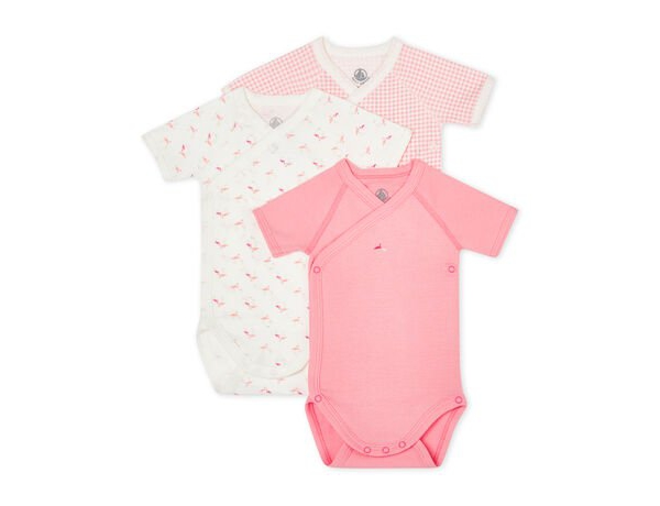 Body 3 pack flamingo