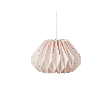 Origami lamp cherry blossom